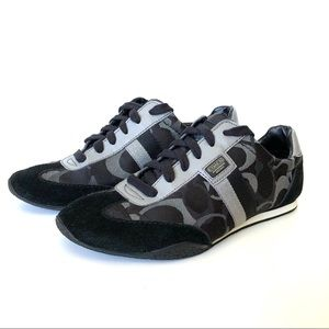 Coach Kinsley Sneakers Black & Grey